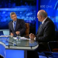 """We're not getting transparency at Irish Water,"" Barry Cowen and Phil Hogan face off on Prime Time"