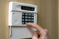 Almost half of Irish homeowners do not have a burglar alarm
