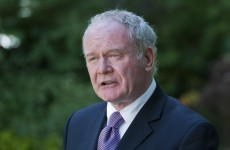 "McGuinness: Unionists have been ""dancing to the tune of extremists"""