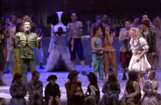 WATCH: Peter Pan actor interrupts performance to propose to Wendy