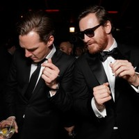 We know what song Cumberbatch and Fassbender were dancing to... It's The Dredge