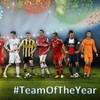 No place for Messi in UEFA.com's Team of the Year