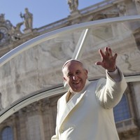 Pope Francis is auctioning off his Harley-Davidson