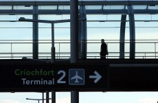 Irish airport traffic up 5.4 per cent in December
