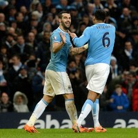 Negredo, Dzeko and Aguero help five-star City beat Blackburn in FA Cup