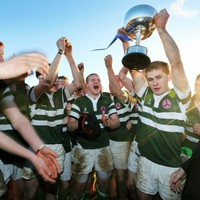 Snapshot - Sean O'Brien's old school claim Leinster rugby title