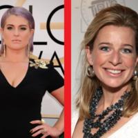 Kelly Osbourne calls Katie Hopkins a massive c*nt... it's The Dredge