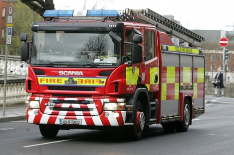 File photo: Dublin Fire Brigade