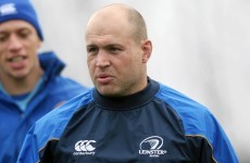 Remarkable recovery for Strauss to return to Leinster squad for Ospreys clash
