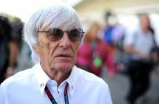 Bernie Ecclestone to step down at F1 for bribery trial