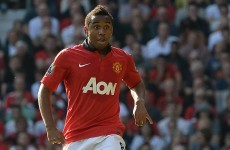 Departures Lounge: Anderson shipped off to Fiorentina