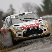 Tyrone's Meeke in second place at Monte Carlo Rally