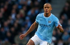 Confident Kompany predicts City quadruple