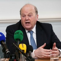 Noonan says bank debt deal cannot be 'actively' pursued until 2015
