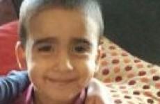 Potential sighting of 3-year-old Mikaeel in Edinburgh