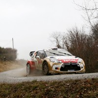 Tyrone's Meeke stays in the hunt for Monte Carlo podium