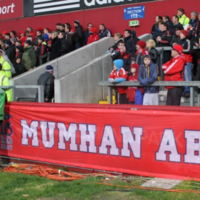 Get pumped up for Edinburgh's visit with this Thomond Park documentary