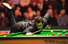 58 minutes 31 seconds: O'Sullivan rockets into Masters semis with 6-0 win