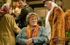 Knees-up! Mrs Brown confounds critics with a Bafta nomination