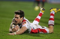 D'Arcy cheering Ulster from afar as he targets Premiership with Bristol