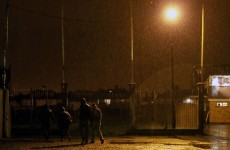 Tonight's Walsh Cup game between Dublin and UCD has been postponed