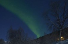 Incredible time lapse video of the Northern Lights
