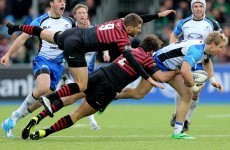 Connacht demolished as ruthless 11-try Saracens run riot