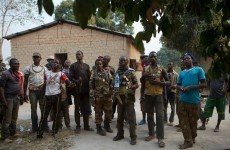 Fresh fighting in Central African Republic as presidential vote looms