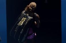 Williams crashes out as Djokovic stretches streak