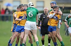 Clare, Tipperary, UL and UCC advance to Waterford Crystal Cup hurling semi-finals