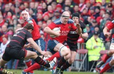 O'Connell happy to give Munster fans 'home comfort' in last eight