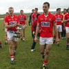 Snapshot - Cork footballers claim the first GAA inter-county silverware of 2014