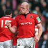 Ireland captain Paul O'Connell signs two year deal with Munster and IRFU