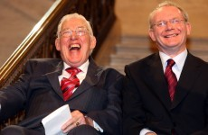 'Chuckling' relationship with McGuinness hastened my departure --- Paisley