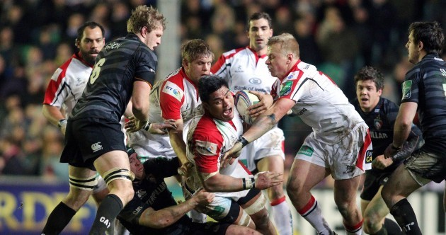 In From The Side: Home run just reward for Ulster's away mettle