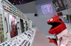 Parody video sees puppets take the mickey out of Commander Hadfield