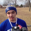 Local news channel interview 'mellowed' teen about high school crime