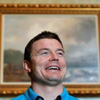 Brian O'Driscoll is Ireland's most marketable personality