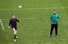 Gilroy and Zebo called into Ireland squad as Earls anxiously awaits scan result
