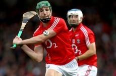 Get Set - Aidan Walsh starts life as a Cork senior hurler tonight