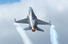 NATO F-16 bomber crash-lands after Libyan mission