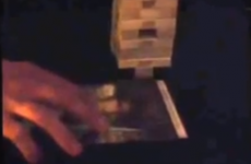 This guy pulled off the Jenga move we've all dreamed of