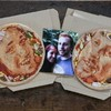 Dominos pizza creates 'pizza-selfies' for couple on their wedding day