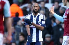 FA charge Anelka over 'quenelle' salute
