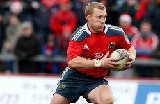 Earls' skills perfectly suited to starring roles for Munster and Ireland
