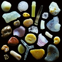 These images of sand under a high-powered microscope are stunning