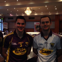 Snapshot - Check out the new Wexford senior hurling and football jersey