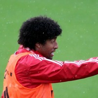 Dante claims Manchester United are interested in signing him