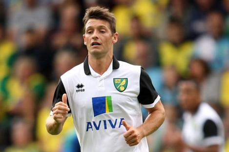Hoolahan is hoping to leave Norwich this month.