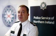 PSNI chief Matt Baggott to retire after 5 years at top